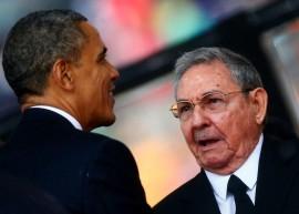 Afiche Conferencia EEUU y Cuba
