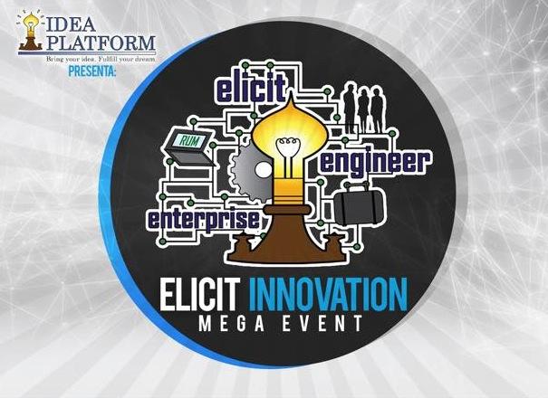 Afiche Mega evento Innovación y Emprendimiento