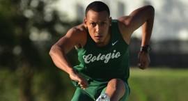Anthony Dumeng, atleta del RUM
