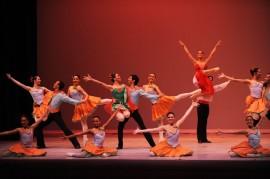 BalleTeatro Nacional, en una presentación en Guaynabo/marzo 2012