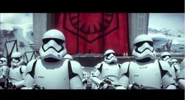 "Escena del segundo ""teaser"" para ""Star Wars Episode VII: The Force Awakens"" (Suministrada)"