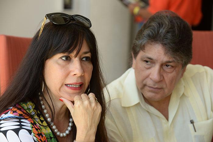Caridad Sorondo y Gil Raldiris