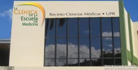 Clinica de la Escuela de Medicina