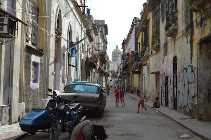 Cuba (Deborah Rodríguez/ Diálogo)