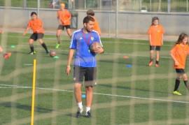 El campamento contará con la presencia de Fernando Luna Mínguez, entrenador de categorías menores del Valencia Club de Fútbol (Suministrada)