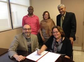 La UPR en Carolina colaborará con la organización ASPIRA de Puerto Rico para establecer vínculos con jóvenes de comunidades aledañas al recinto. (Suministrada)