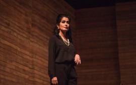 Jacqueline Duprey protagoniza la pieza como la gran soprano María Callas. (Ivana Alonso / Diálogo)