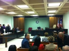 Vista en el Tribunal de Primera Instancia de San Juan