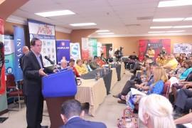 El Festival Deportivo, Justas de la LAI 2015, a se celebrarse la semana que viene de lunes a sábado en Ponce, incluirá las finales de siete deportes a nivel universitario. (Rafael Montañez Rodríguez/ Diálogo)