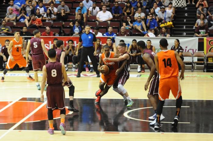 El primer deporte en disputar su campeonato será el baloncesto el domingo, 10 de abril, en el Palacio de los Deportes en Mayagüez.  (Suministrada)