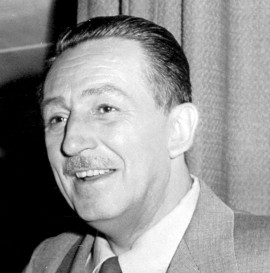 Walt Disney (Suministrada)