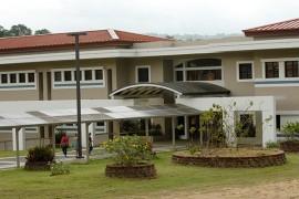 Campus de la UPR en Utuado. (Ricardo Alcaraz / Diálogo)
