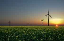 Las inversiones mundiales en energías renovables, impulsadas por la solar y la éolica, dieron un salto en 2014. Crédito: Jürgen de Sandesneben.