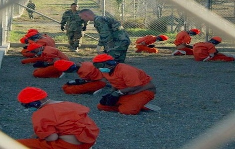 El presidente de Estados Unidos, Barack Obama, no ha cumplido su promesa de cerrar Guantánamo, se reclamó a Washington durante el examen sobre los derechos humanos en Ginebra. Crédito: Shane T. McCoy/Marina de Estados Unidos