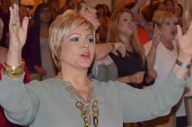 Pastora Wanda Rolón. (Facebook)