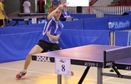 Richard Pietri Lugo ha sido campeón de la LAI por el deporte de tenis de mesa dos veces consecutivas. (Suministrada)