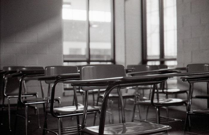 Un salón de clases. (Suministrada)