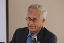 Jorge Sánchez, presidente de la Junta de Gobierno de la UPR. (Ricardo Alcaraz / Diálogo)