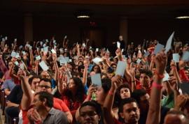 Asamblea en la UPRRP