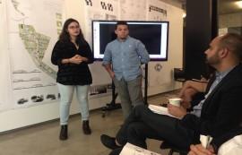 Estudiantes UPR y Cornell presentan propuestas para mejorar el turismo de Vieques. (Suministrada)
