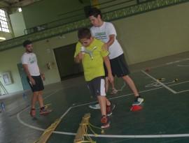 CAAMpAbilities da oportunidad a los participantes de practicar deportes y adquirir destrezas que les ayudan a desenvolverse a lo largo de su desarrollo. (Suministrada)