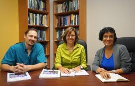 Equipo investigadores del proyecto GEM