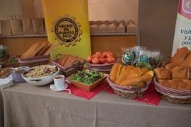 Productos locales con los que se crearon las recetas de los estudiantes de la UPR Carolina. (Suministrada)