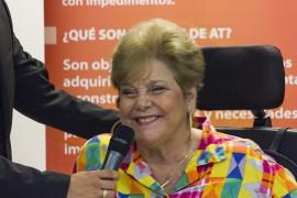 Sandra Zaiter es la voz y rostro de la campaña publiscitaria del registro. (Rafael Montañez / Diálogo)