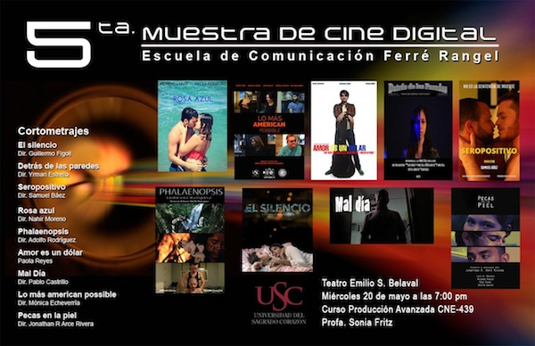 Muestra de Cine Digital
