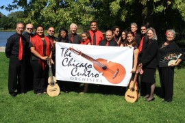La CCO tiene como misión preservar el patrimonio la música autóctona puertorriqueña en la diáspora.  (Suministrada)