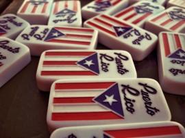 Set de dominó puertorriqueños