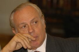Roberto Savio, fundador de la agencia IPS