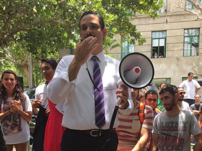 El presidente de la UPR convoca a todos los sectores de la Universidad a marchar al Capitolio (Suministrada)