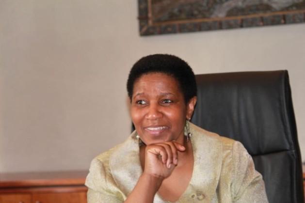 Phumzile Mlambo-Ngcuka, directora ejecutiva de ONU Mujeres. (Suministrada)