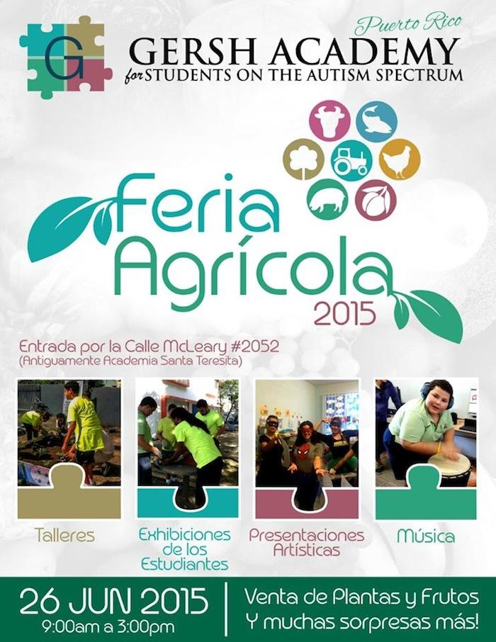 Feria agricola de Gersh Academy