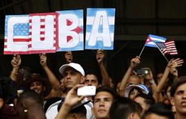 Aún renovadas las relaciones bilaterales, queda en remojo el embargo económico del Congreso estadounidense sobre Cuba. ( Jorge Luis Bolaños / IPS)