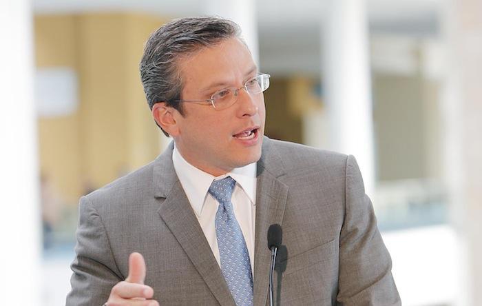 El gobernador Alejandro García Padilla. (Suministrada)