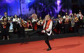 Don Goyo, director de la Tuna de la UPRRP. (Ricardo Alcaraz)