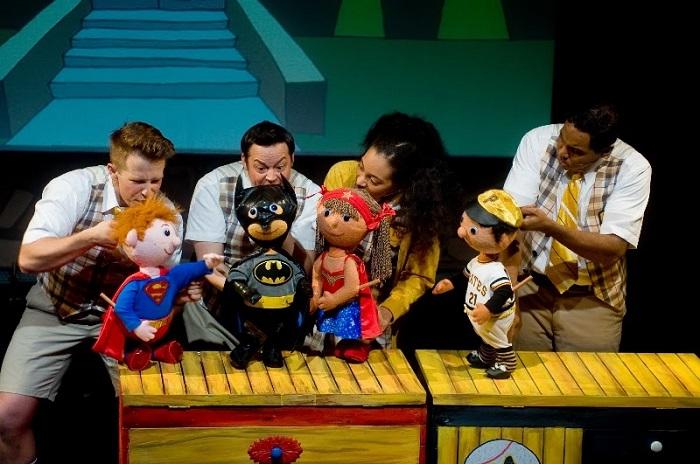 El teatro clásico se unirá a obras de títeres en el Festival de Títeres 2015. (Suministrada)