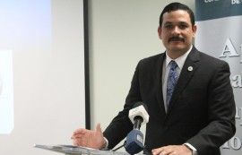 El doctor Uroyoán Walker presidente de la UPR. (Suministrada)