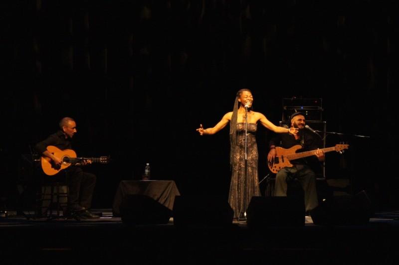 Concha Buika en el Teatro de la UPR (María de Lourdes Vaello/ Diálogo)