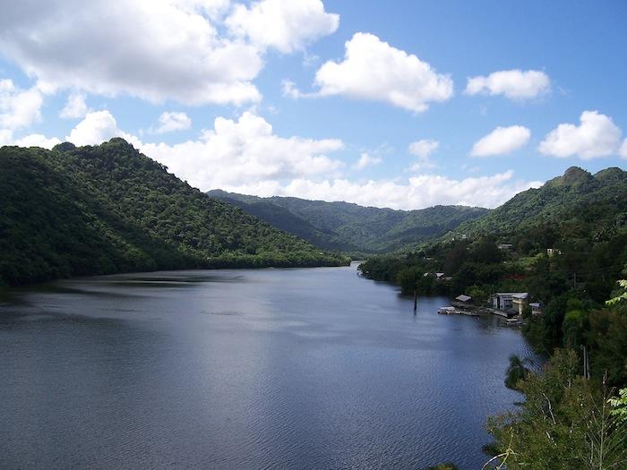 Lago Dos Bocas de Arecibo. (Suministrada)