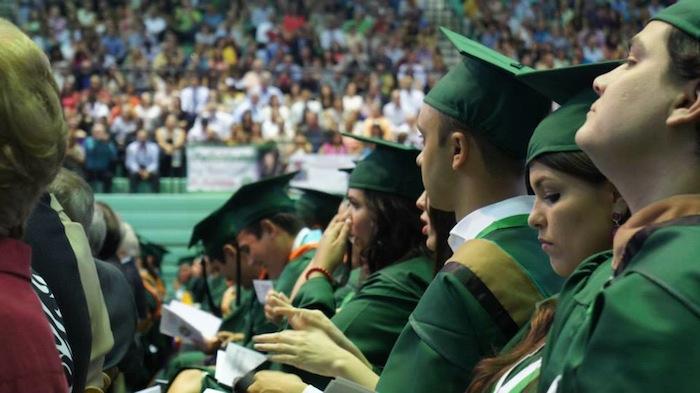 Graduación RUM 2015. (Suministrada)