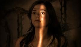 Luego de un accidente, el alma de Quinn Brenner, interpretada por Stefanie Scott estorba el inframundo conocido como The Further por lo que arrastra un demonio al mundo real. (Suministrada)