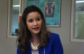 Melanie Figueroa Benítez, estudiante de Maestría en Administración de Empresas de la Universidad de Puerto Rico Recinto de Río Piedras. (Glorimar Velázquez/Diálogo)