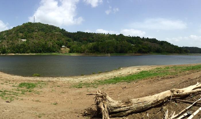 El nivel de agua del Lago Carraizo amaneció hoy con 34.02 metros, unas 7 centésimas menos que ayer. (Suministrada)