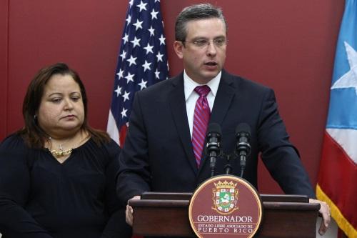 Funcionarios del gobierno de Puerto Rico se reunieron ayer en Nueva York con más de 300 bonistas. (Suministrada)