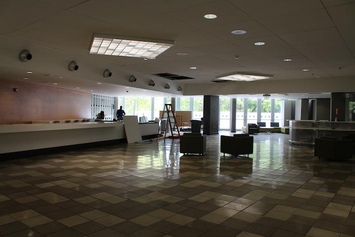 Centro de Estudiantes UPR-RP donde se encuentra el  IUPICoop Café. (Michelle Estades)