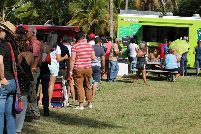 First Food Truck Summer Fest de la UPR.