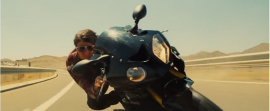 "Adrenalina incesante en ""Mission Impossible: Rogue Nation"""